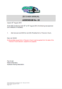 Addendum-22-Rule-6.05.5-Penalties-from-a-Tribunal-or-Court