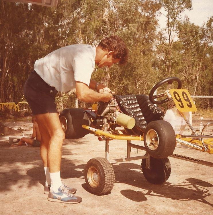Gerry Brookes GCKC 1983