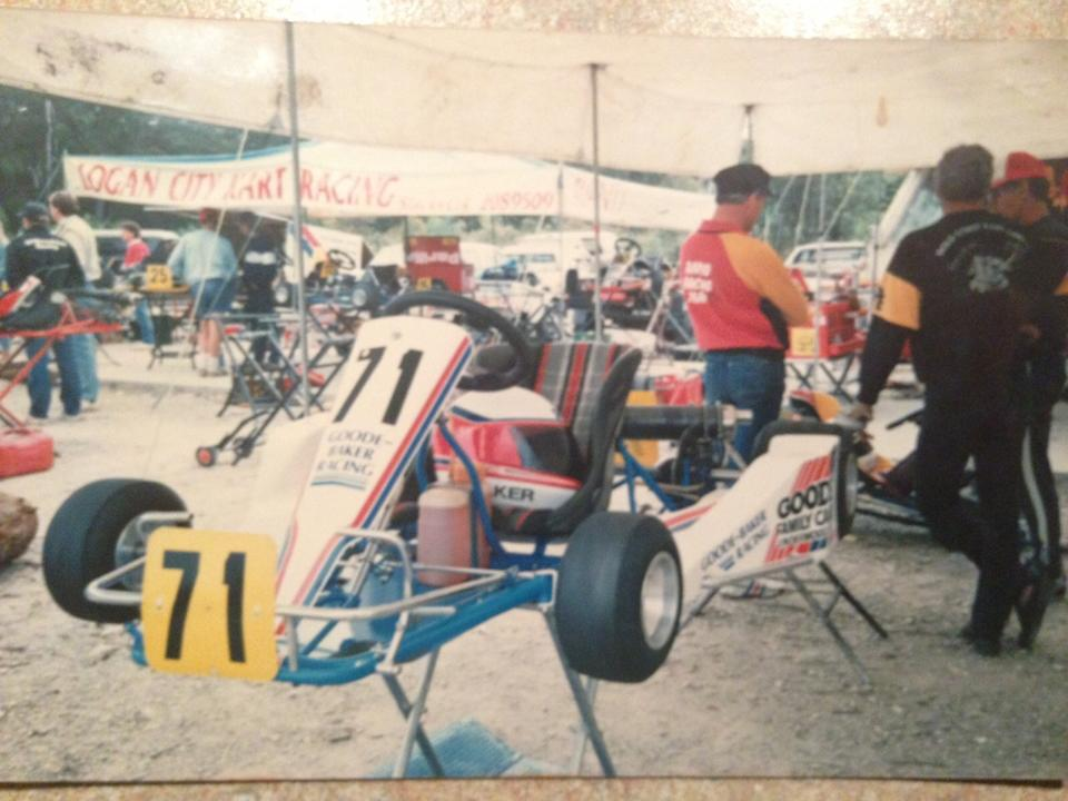 Gold Coast Kart Club Graham Baker-1