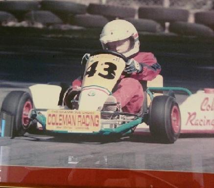 John Metham or Peter Edgar Coleman Racing